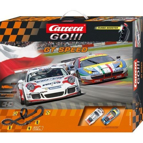 Go!!! gt speed zestaw verva pl - darmowa dostawa!!! marki Carrera
