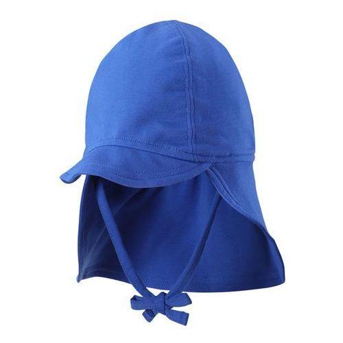 Kapelusz przeciwsżoneczny Reima Varpu Niebieski - niebieski, kolor niebieski