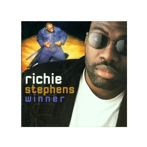 Winner - Stephens, Richie (Płyta CD)