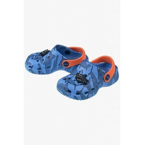 Sandały chłopięce niebieskie 1Z3815