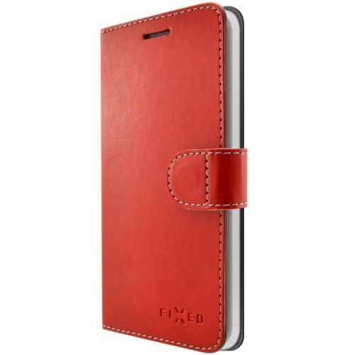 Fixed etui FIT (Huawei P9 Lite 2017), czerwone