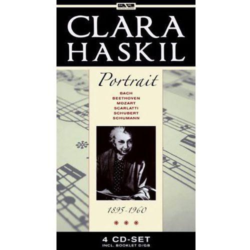 Membran Clara haskil - portrait (4cd)
