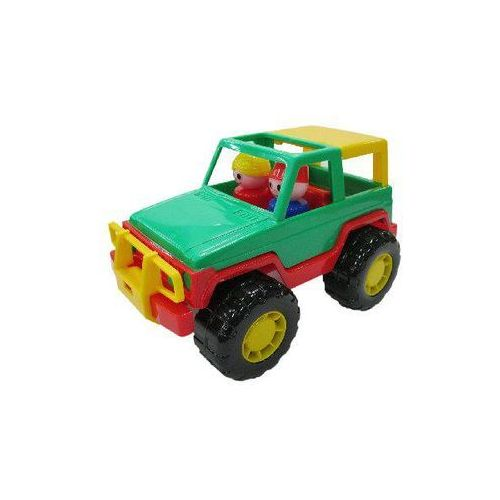 Polesie poland Samochód jeep wojaż mix (4810344036636)