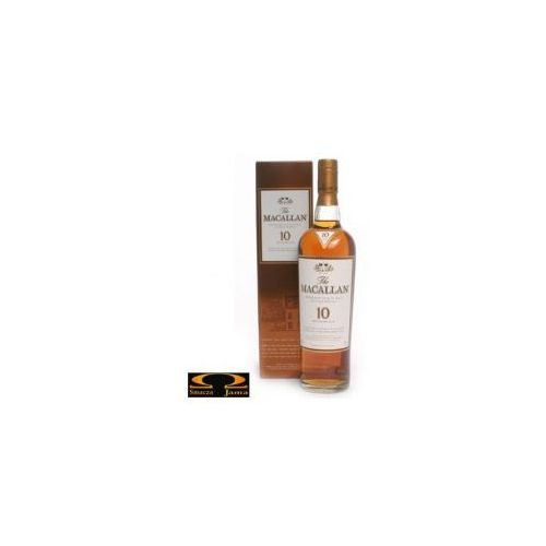 Edrington group ltd. Whisky macallan 10 year old sherry oak cask from jerez 0,7l