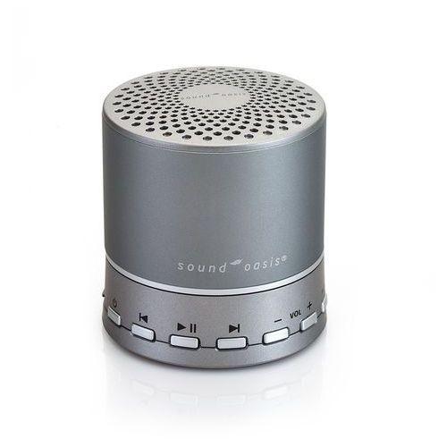 Bst-100 generator dźwięków, głośnik bluetooth – stres, zmęczenie, bezsenność, szumy uszne marki Sound oasis