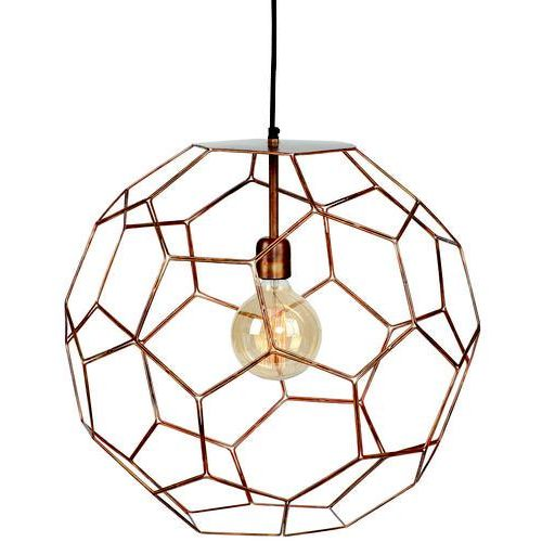 It's About RoMi Lampa wisząca Marrakesh miedziana - It's About RoMi MARRAKESH/H55/BCO, kolor miedziany;miedziany