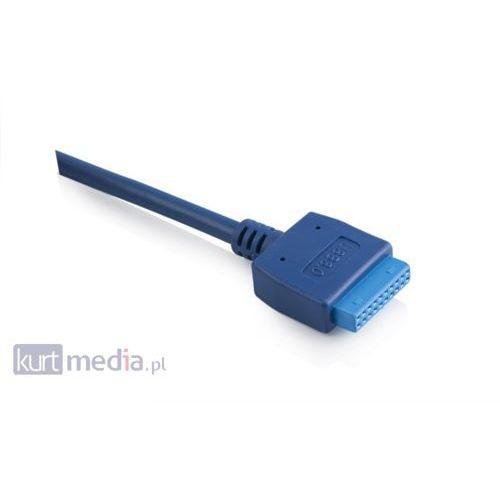 Logic OBUDOWA KOMPUTEROWA B26 USB 3.0/ USB 2.0 x 2 / HD AUDIO / BEZ ZASILACZA, AT-B026-10-0000000-0002