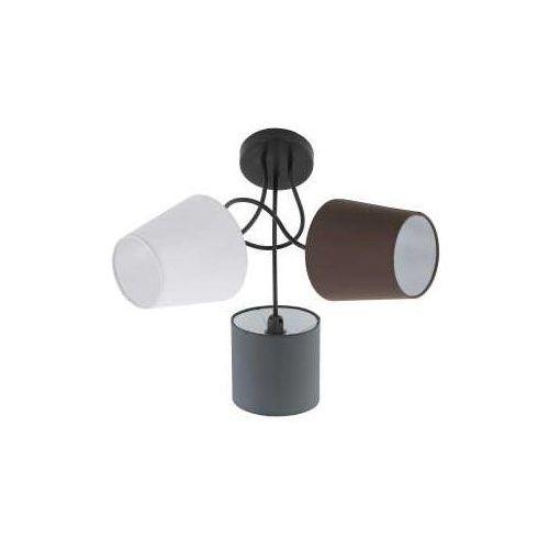 Eglo 95192 - Lampa sufitowa ALMEIDA 3xE14/40W/230V, kolor wielobarwny