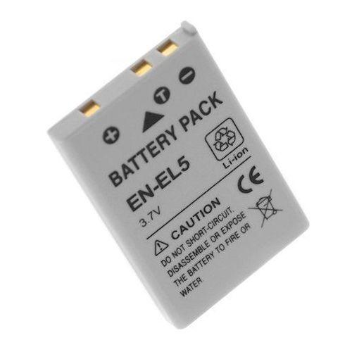 Bateria nikon en-el5 cp1 coolpix 3700 p5000 p3 p4 marki Powersmart