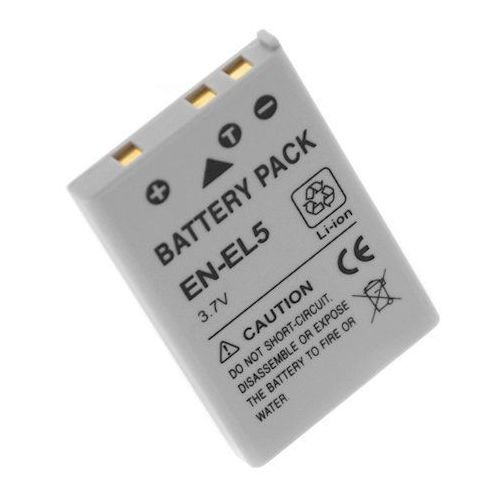 Powersmart Bateria nikon en-el5 cp1 coolpix 3700 p5000 p3 p4