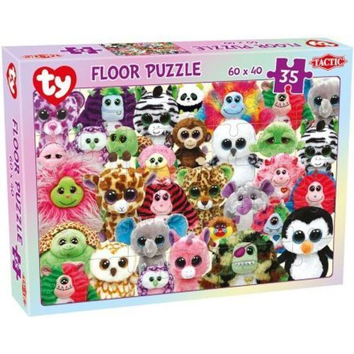 Tactic Beanie boos, puzzle giant (6416739532868)