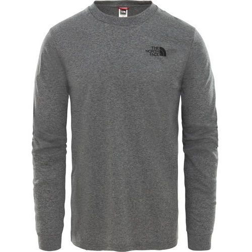 Koszulka The North Face L/S Simple Dome T93L3BDYY, bawełna