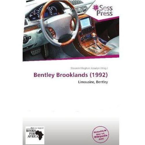 Bentley Brooklands (1992) (9786137861707)