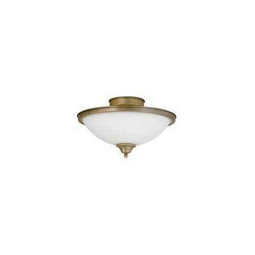 Plafon lampa oprawa sufitowa Rabalux Elisett 2X40W E14 brązowa 2759, 2759