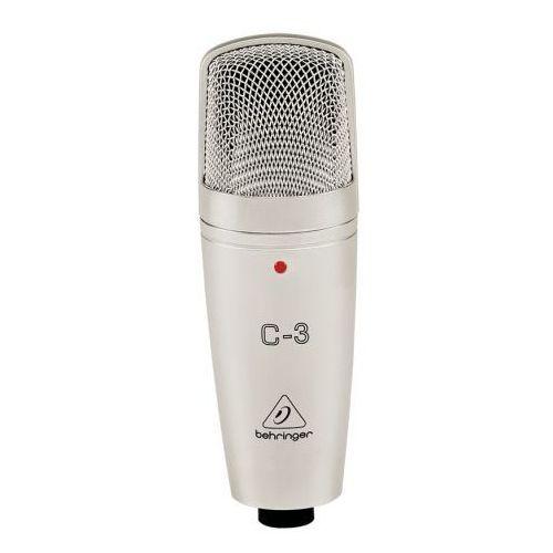 c3 mikrofon pojemnościowy marki Behringer