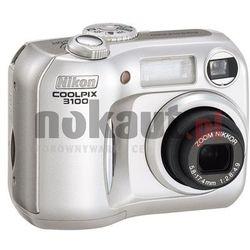 Nikon Coolpix 3100 [zoom optyczny 3x]