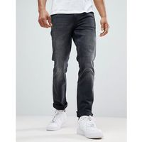 BOSS Slim Fit Dark Wash Jeans - Blue, jeans
