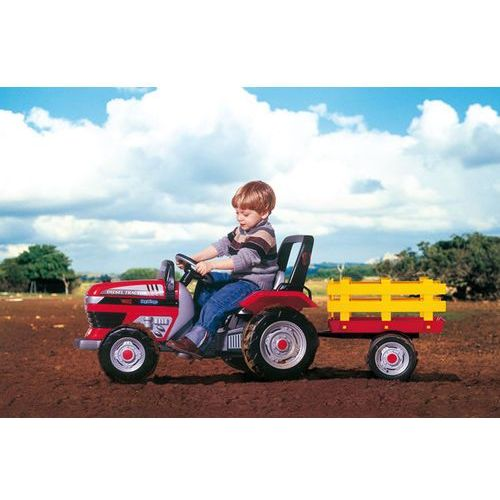 Pojazd dziecięcy Peg Perego Diesel Traktor + Gwarancja Zadowolenia!!!