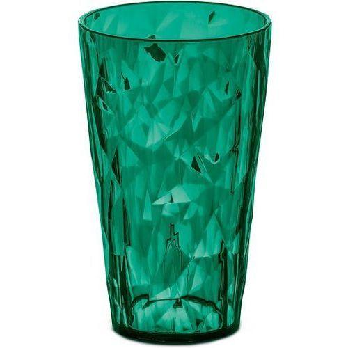 Szklanka na zimne napoje 450 ml Koziol CLUB L szmaragdowa zieleń KZ-3578650 (4002942410462)