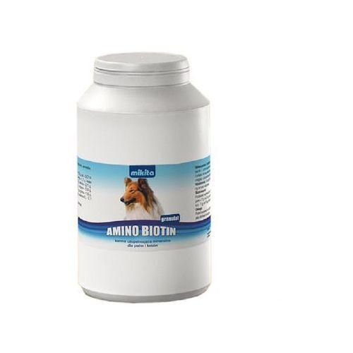 MIKITA Amino biotin - mieszanka witaminowo - aminokwasowa dla psów i kotów 500g (5907615401213)