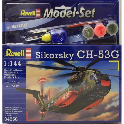 CH-53G Heavy Transport (z farbami) Revell 64858, JPRVLL0CJ019227 (6679352)