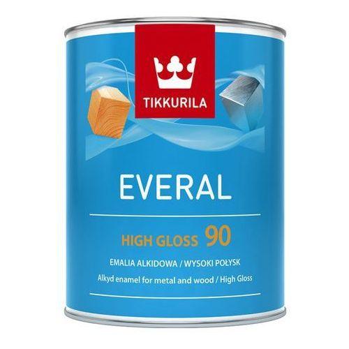 Tikkurila Everal Universal 90 biała / baza 0,9L, B763905101