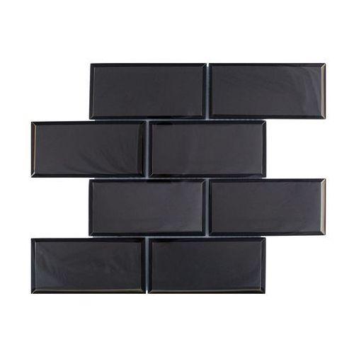 Iryda Mozaika metro big black 29.8 x 29.8 euroceramika (5902767921367)