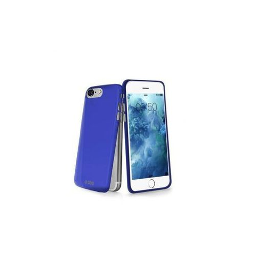 extra slim cover for iphone 7 blue marki Sbs