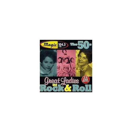 Wjmk 104. 3fm: Great Ladies Of Rock Roll 50's / Var, kup u jednego z partnerów