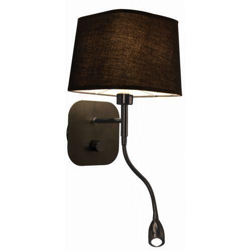 Marbella kinkiet lp-332/1w bk 30cm czarny marki Light prestige