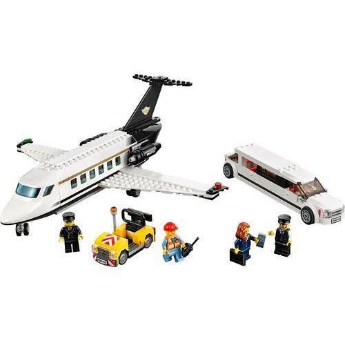 Lego CITY Obsługa vip 60102