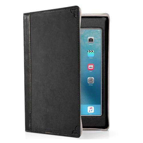 bookbook - etui skórzane do ipad air/air 2 (czarne) marki Twelve south
