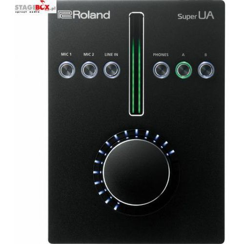 Roland UA-S10 - Audiofilski interfejs audio
