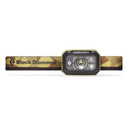 Black diamond storm 375 latarka czołowa, sand 2019 latarki czołowe (0793661402190)