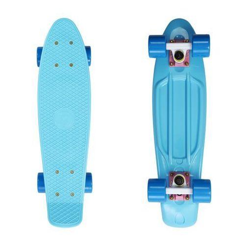 Deskorolka fishskateboards summer blue / pink white / summer blue marki Fish skateboards