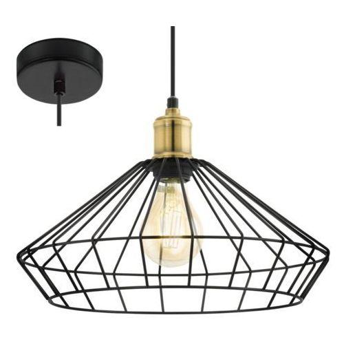 Eglo 49788 - Lampa wisząca DENHAM 1xE27/60W (9002759497880)