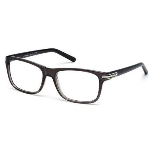 Okulary korekcyjne mb0532 020 marki Mont blanc