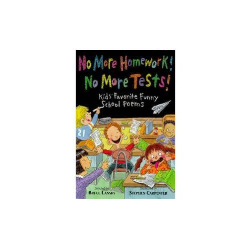 No More Homework, No More Tests (9780671577025)