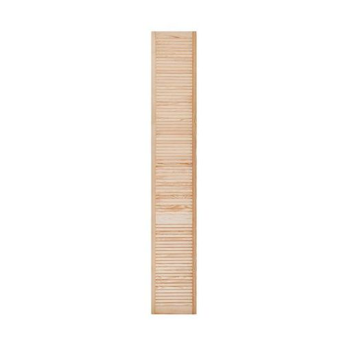 Drzwiczki ażurowe 242.2 x 39.4 cm marki Floorpol