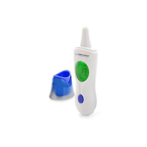Esperanza Termometr bezdotykowy wielofunkcyjny z lcd dr lucy