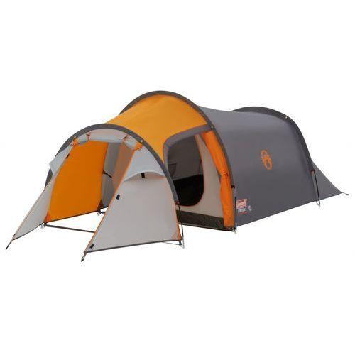 Coleman Cortes 2 Namiot szary/pomarańczowy Namioty iglo - produkt z kategorii- Pozostałe akcesoria rowerowe