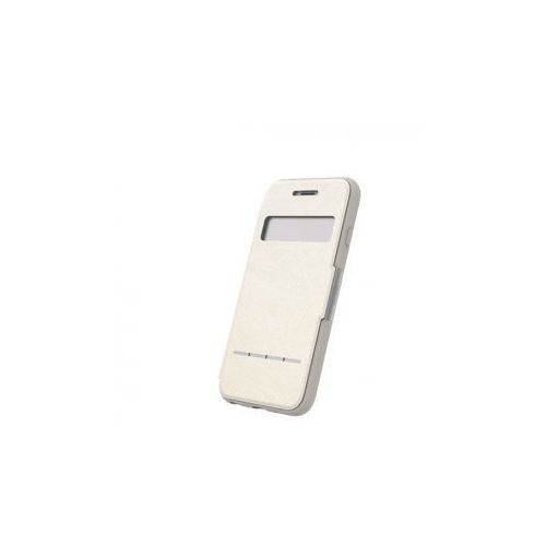 Moshi SenseCover - Etui z klapką dotykową iPhone 6 (piaskowy) Odbiór osobisty w ponad 40 miastach lub kurier 24h - produkt z kategorii- Futerały i pokrowce do telefonów