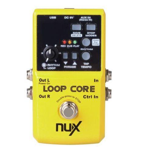 Nux loop core - efekt gitarowy (6936257204233)