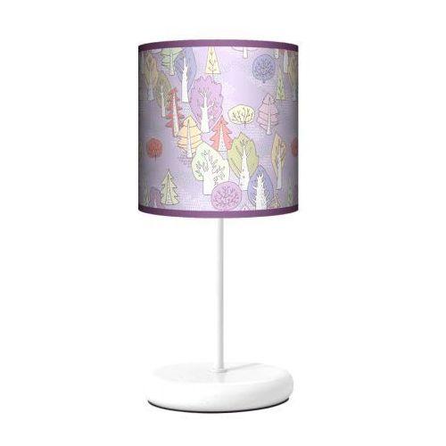 Lampa stojąca eko - rysunkowy las marki Fotolampy