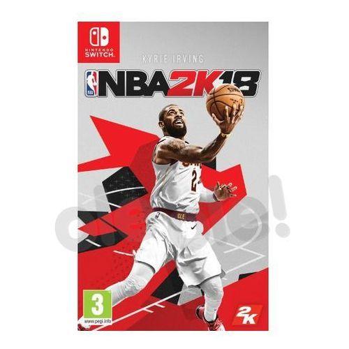 2k games Nba 2k18 - produkt w magazynie - szybka wysyłka!