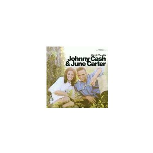 Carryin'on With Johnny Cash & June Carter (5099750637029)