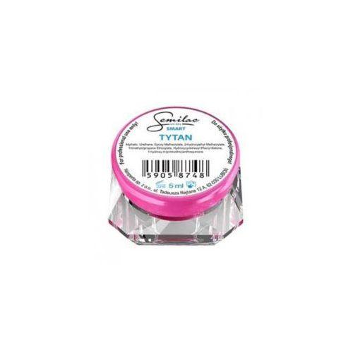 Semilac uv gel smart, żel do paznokci, tytan, 5ml