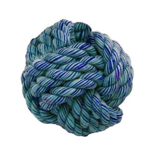 Nuts for knots Piłka średniej wielkości- pleciona z bawełnianej liny