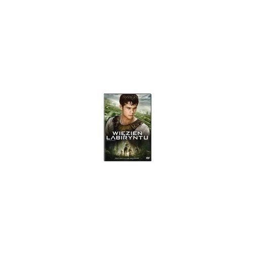 Więzień labiryntu (DVD) - Wes Ball DARMOWA DOSTAWA KIOSK RUCHU