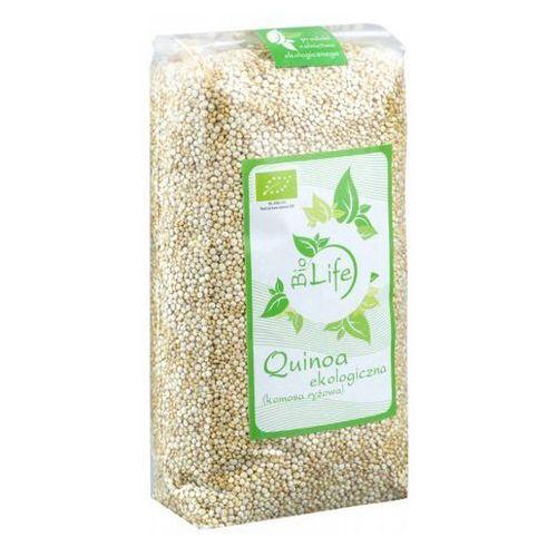 500g quinoa ekologiczna komosa ryżowa bio | darmowa dostawa od 150 zł!, marki Biolife